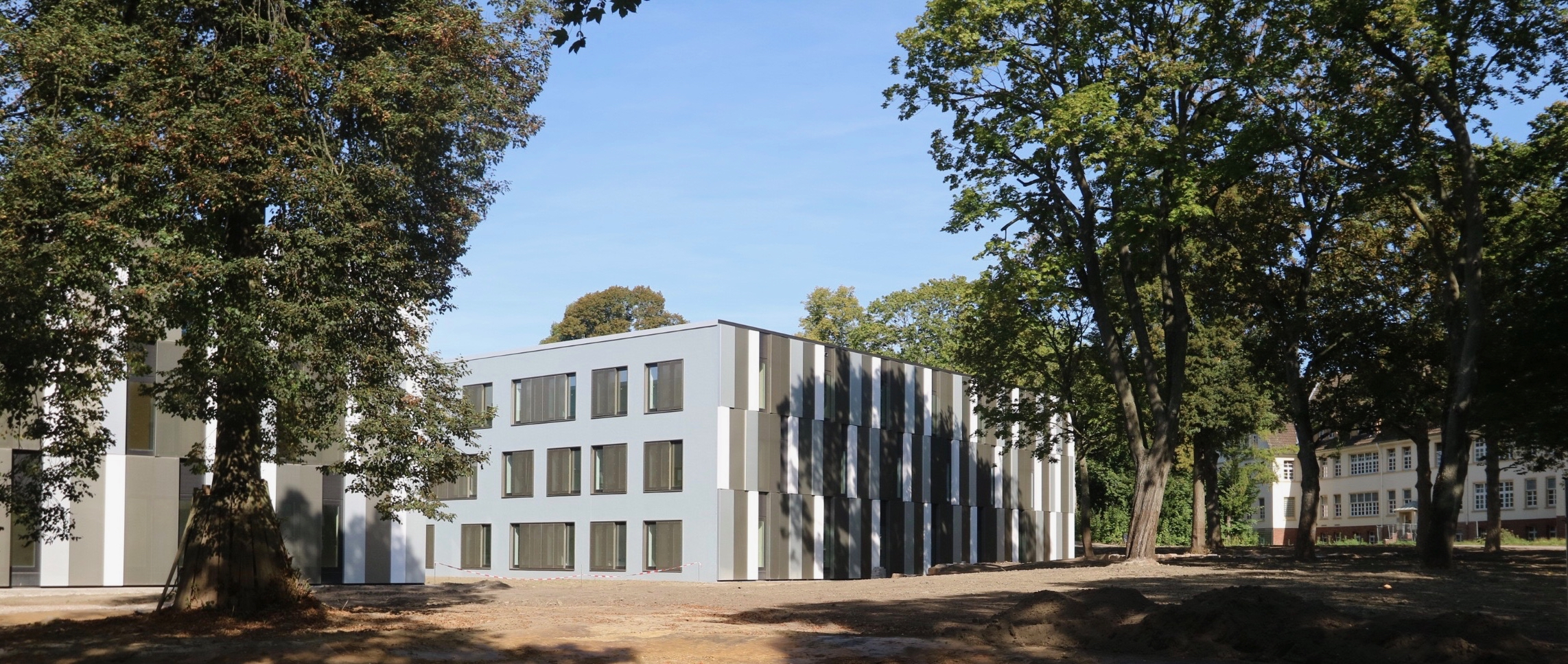 LWL   Die Häuser - Klinik Dortmund
